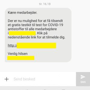 Smishing-SMS